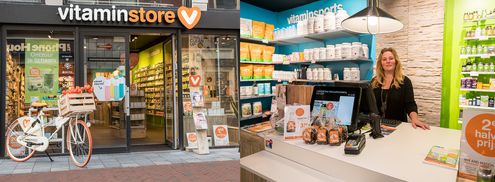 Marketing Campagne Voor de VitaminStores
